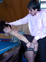 MomsGiveAss :: Ottilia&Rolf naughty mom gives ass