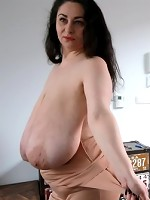 Divine Breasts - bit tits, huge breasts, natural melons